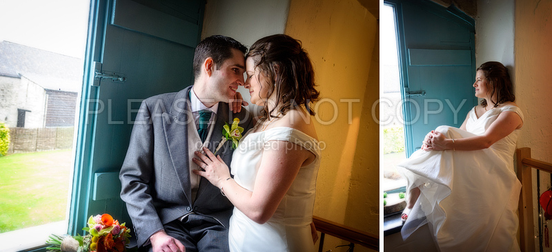 Wedding Photography at Priston Mill