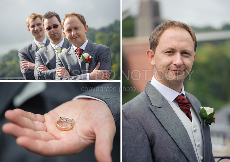 Bristol Wedding Photography at the Avon Gorge Hotel