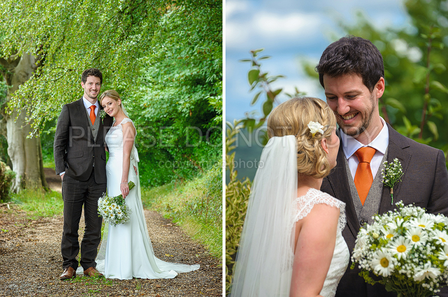 Wedding Photography at Coombe Lodge