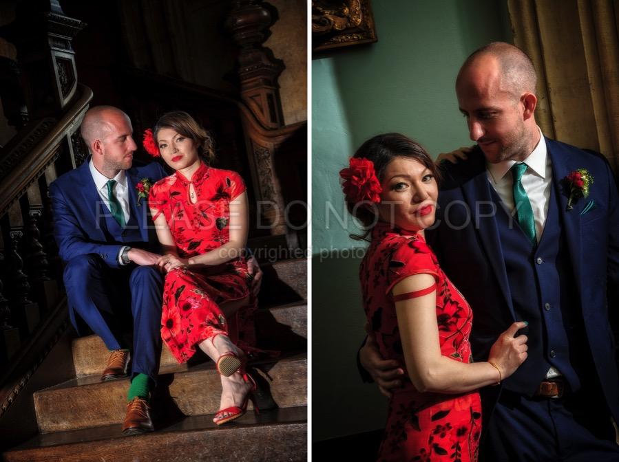 007 wedding photographers bristol ashton court bride and groom