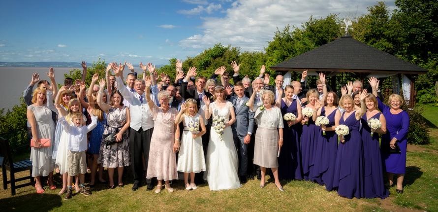 017 wedding photographers bristol walton park hotel clevedon