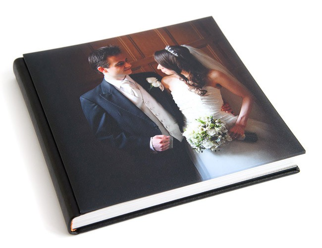 Perfetto Stoybook Album by Stewart Clarke Photography