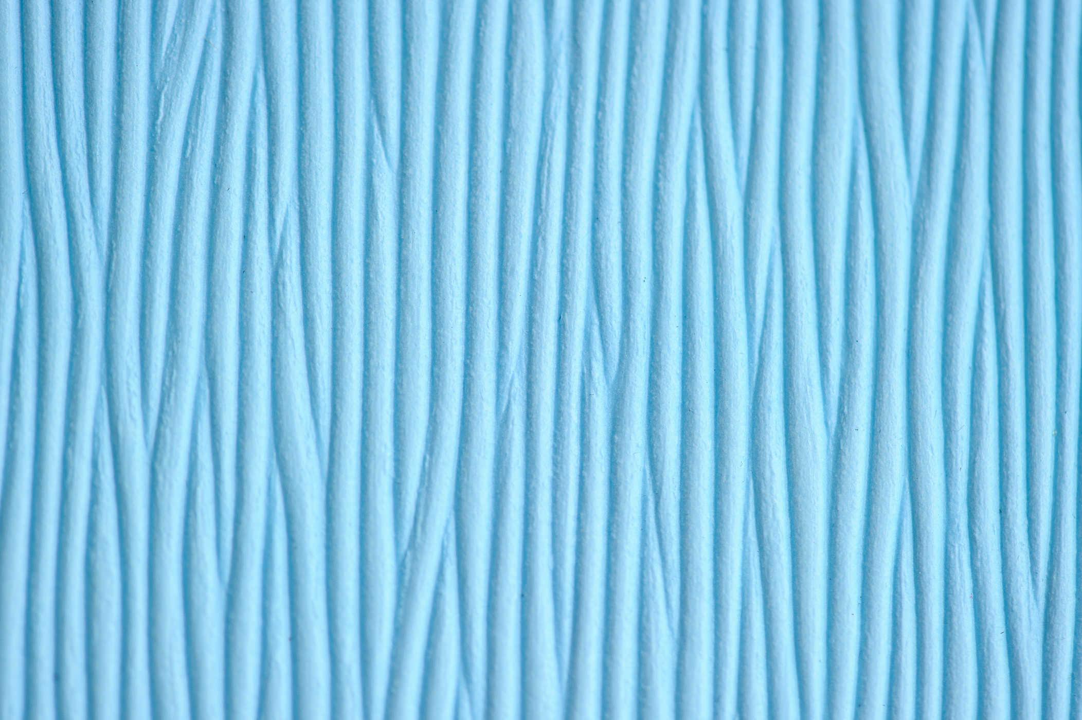 ruffle blue
