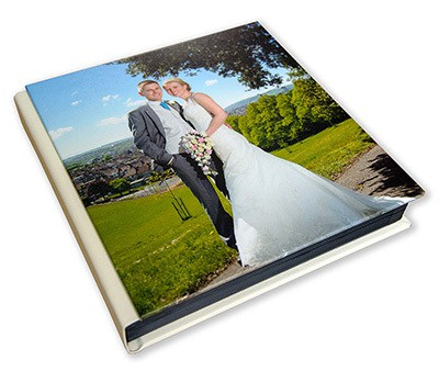 Artbook Storybook Album by Stewart Clarke Photography
