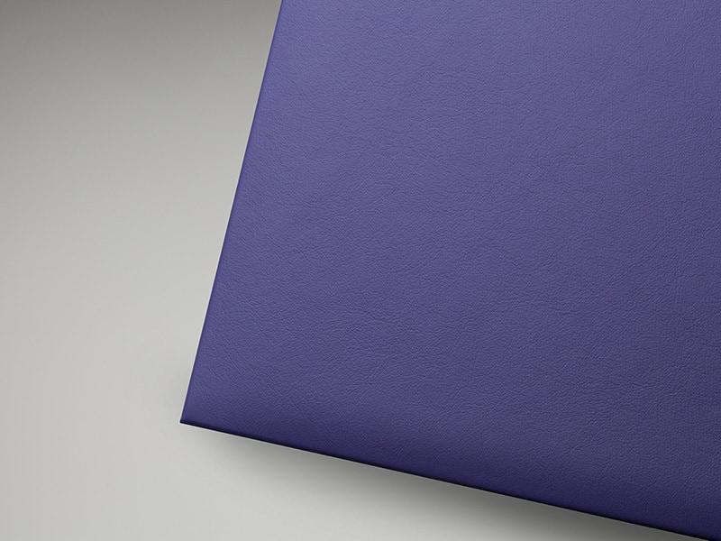 leather-violet