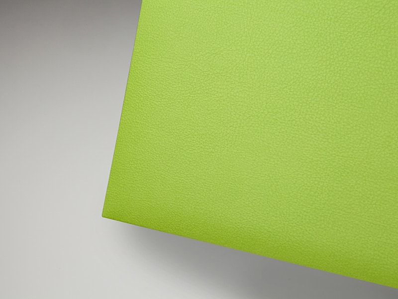 leatherette-apple-green