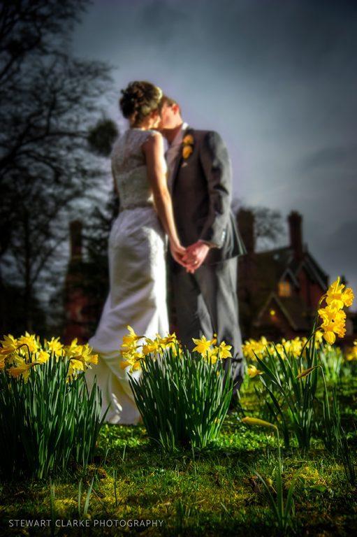 wedding_photography_berwick-lodge_ daffodils