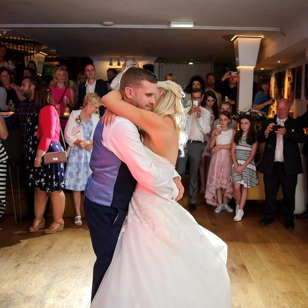The Square Club | Wedding Photographer Bristol