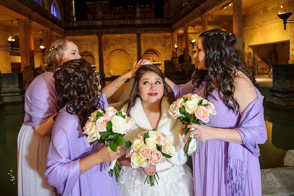 The_Roman_Baths_Wedding_Photography_1