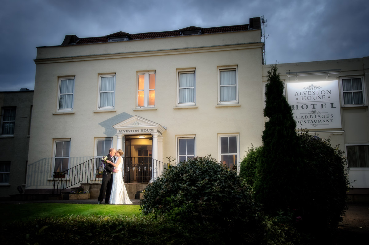 Alveston House Hotel Wedding Photography