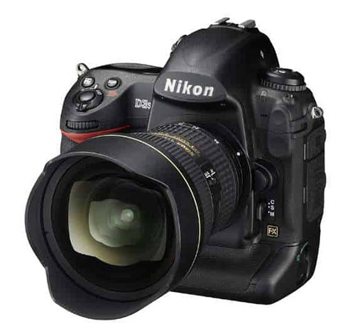 Nikon D3s | Photography Equipment