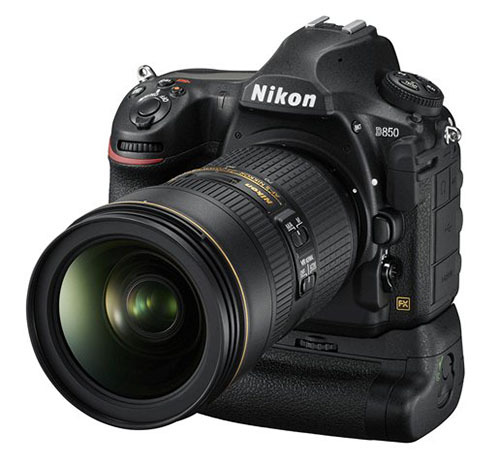 My New Camera | The Nikon D850