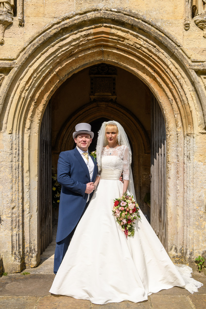 Wedding Photographer St. Bartholomew's Church, Corsham