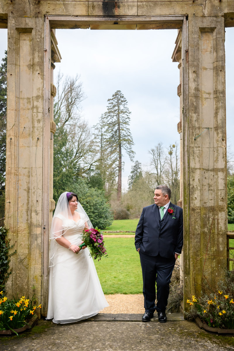 Wedding Photographer Orchardleigh House