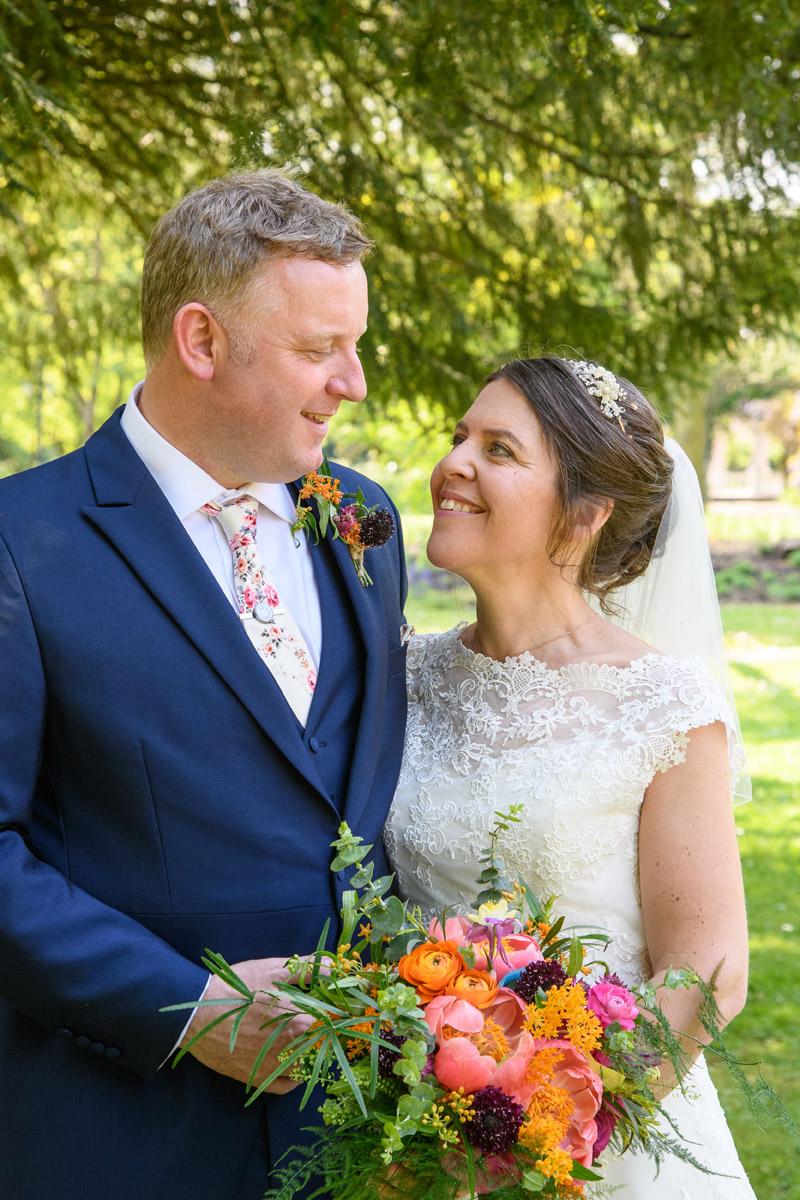 Wedding Photographer Orchardleigh House