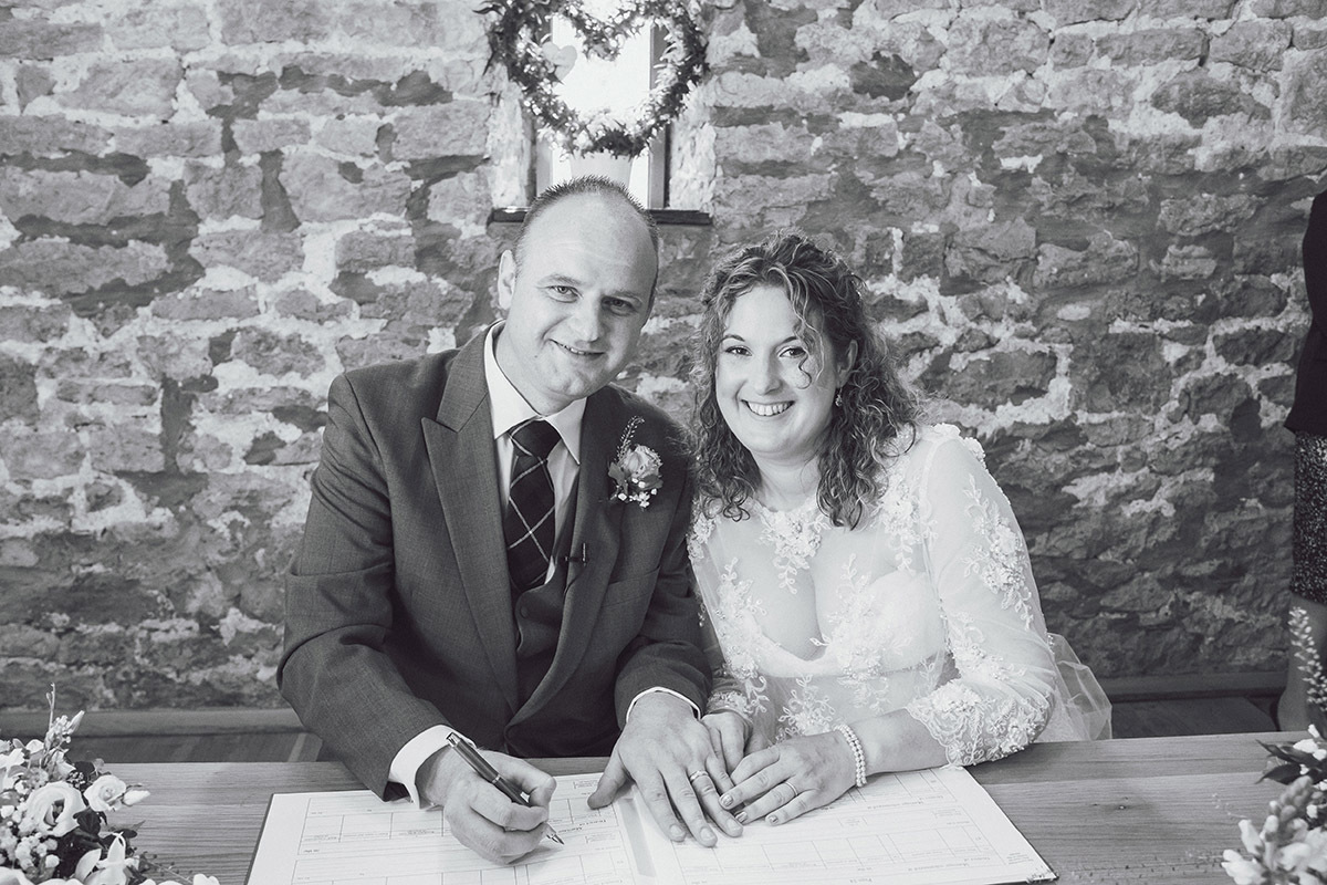 Wedding Photography at Priston Mill, Bath