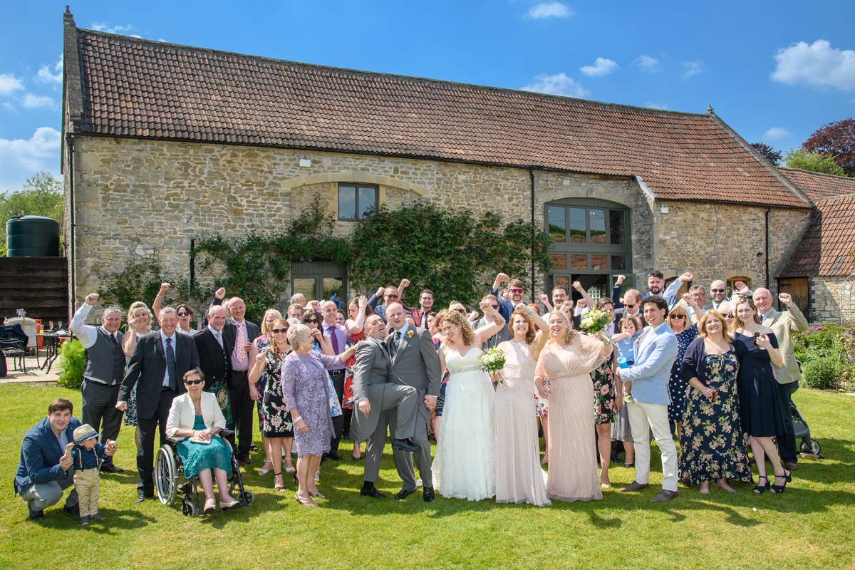 Wedding Photography Priston Mill, Bath