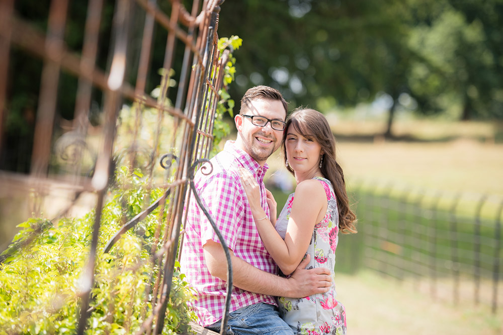 Pre-Wedding Shoot Ashton Court Bristol