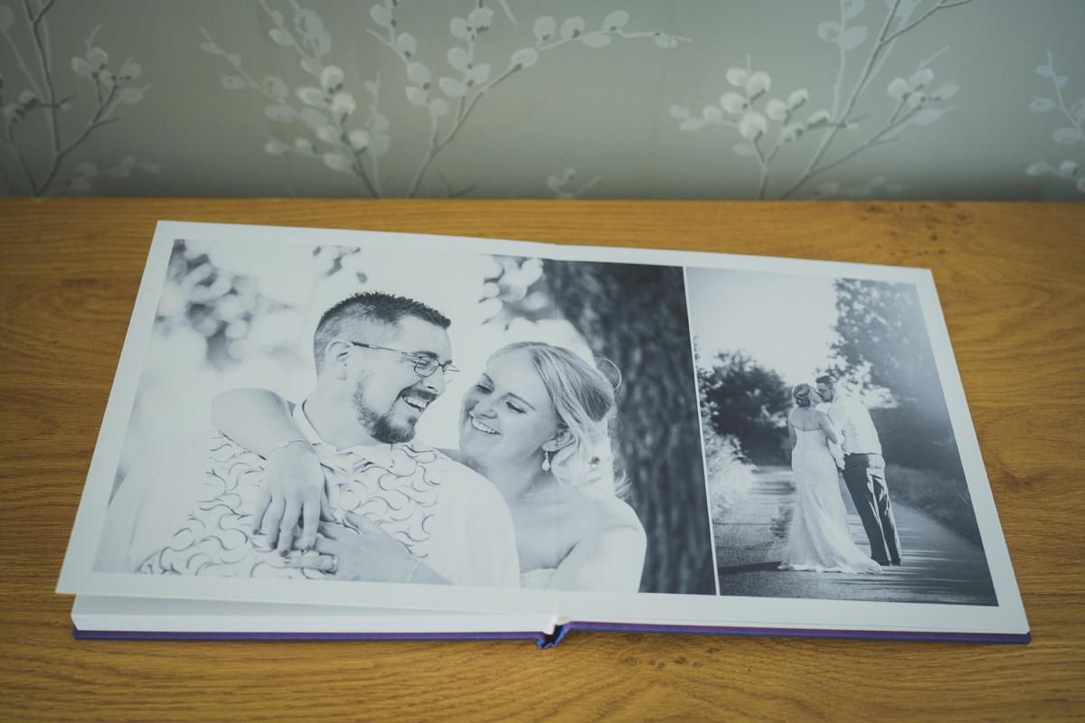 Wedding Album by Stewart Clarke Photography