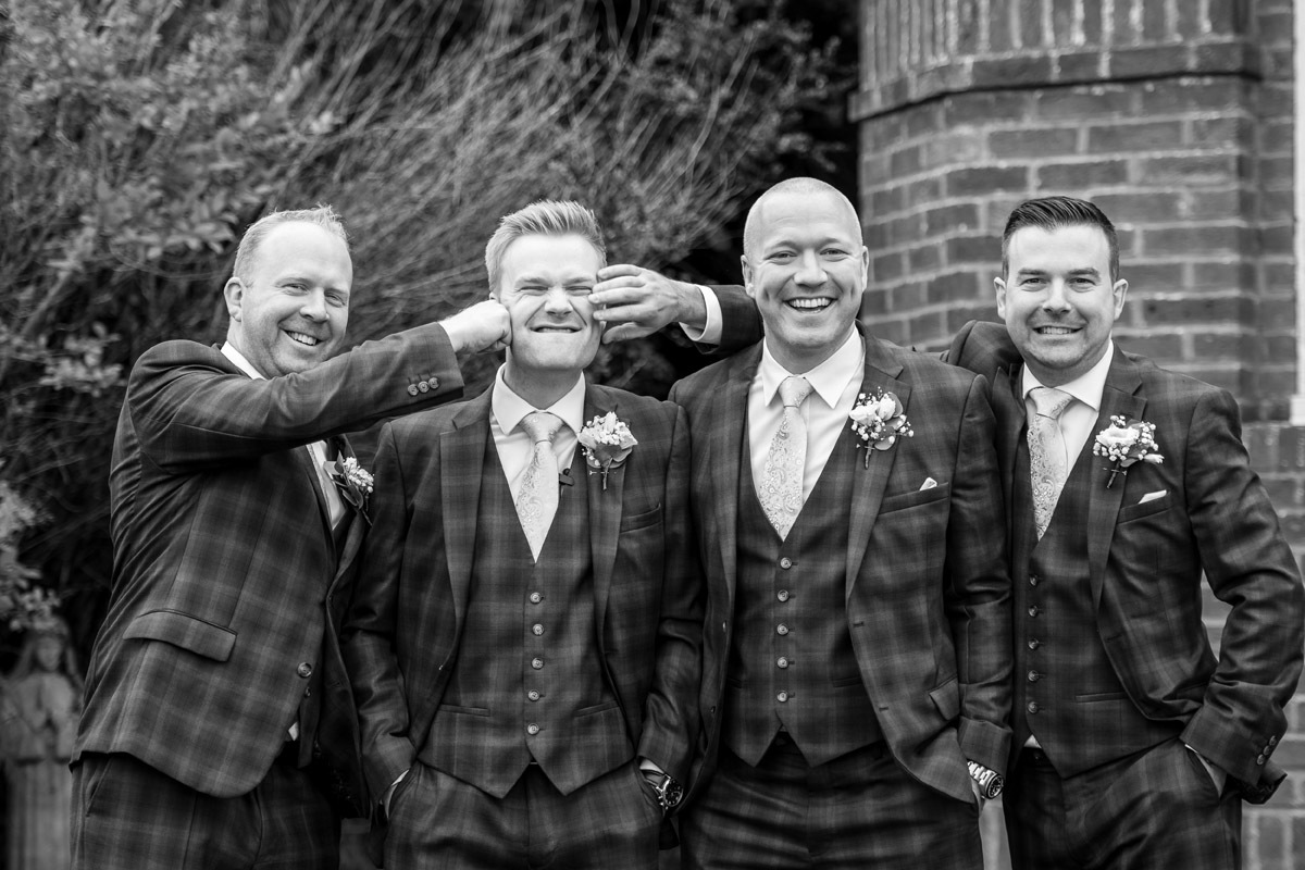 Wedding Photographer Clearwell Castle