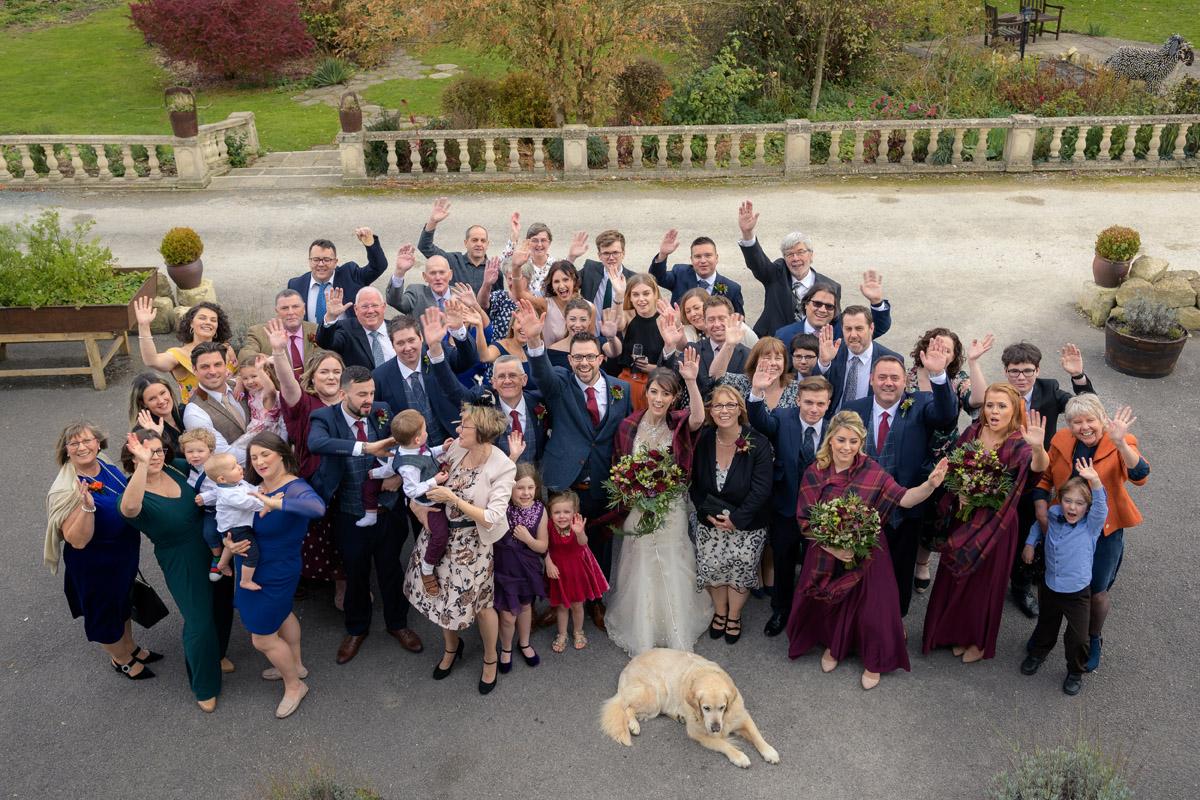 Widbrook Grange Hotel Wedding Photographer
