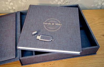 Wedding Album Options | Stewart Clarke Photography