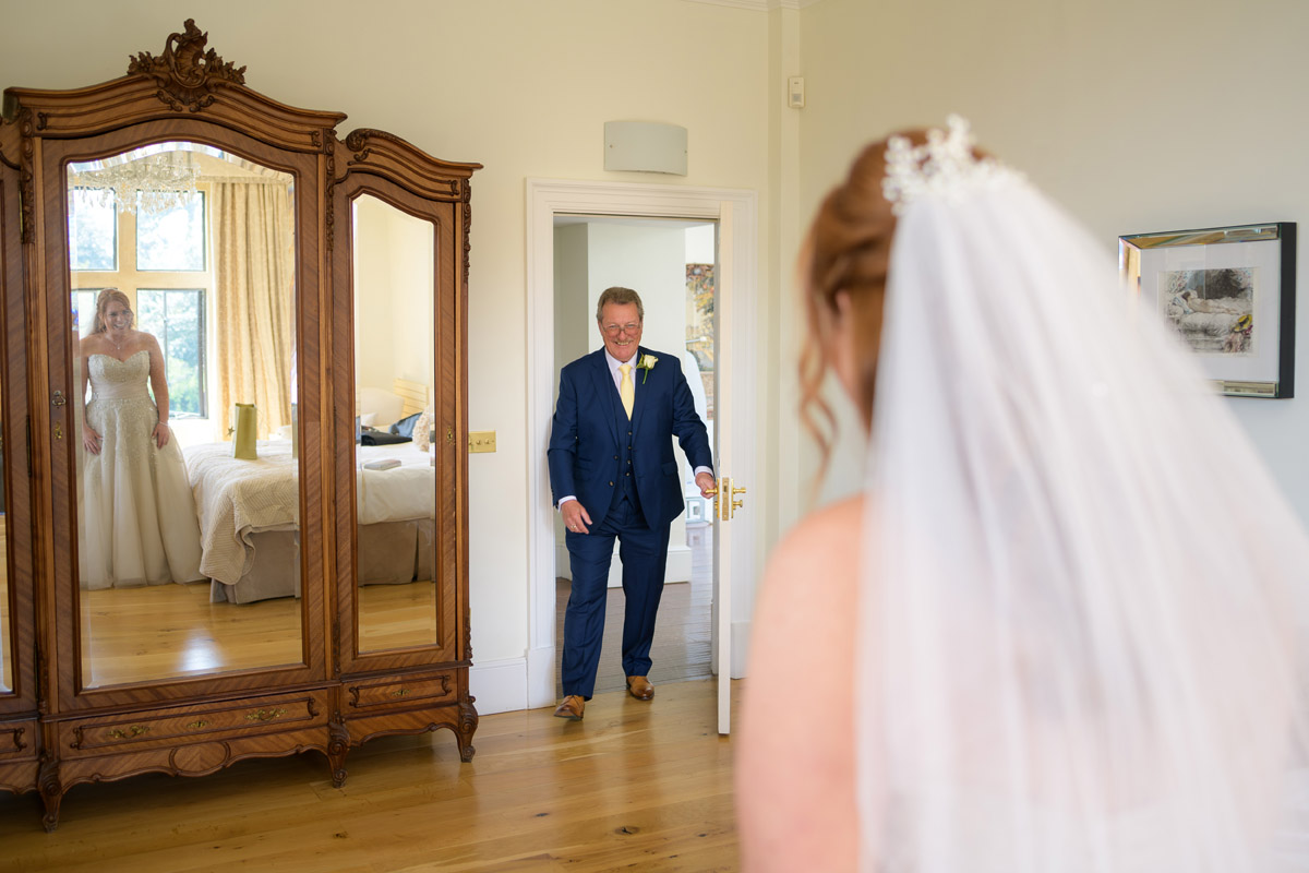 Wedding Photographer Old Down Manor