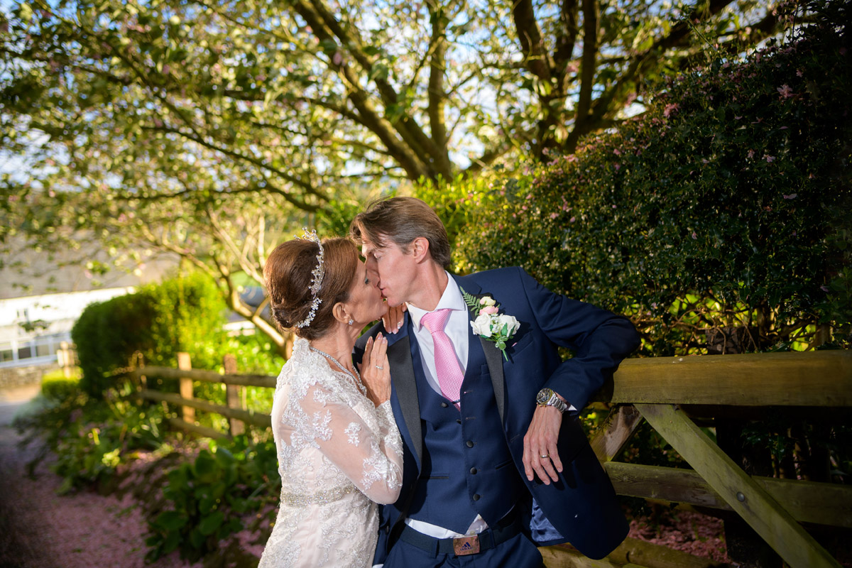Wedding Photography The Old Barn Inn
