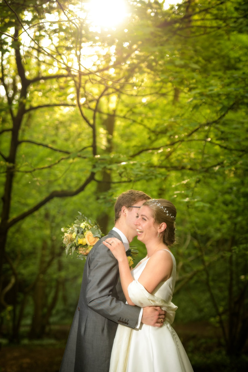 Wedding Photography Bristol Badocks Wood