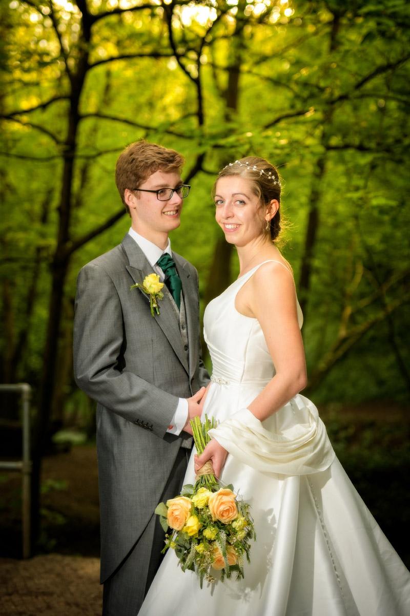 Wedding Photographer Bristol Badocks Wood