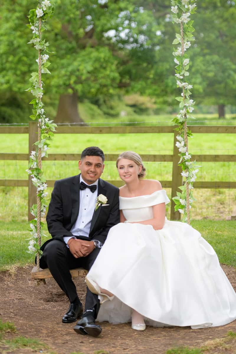 Wedding Photographer Eastington Park