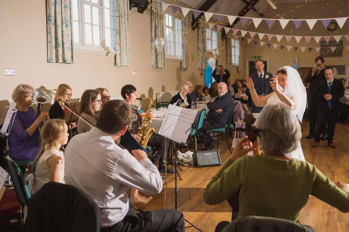 Quaker Wedding Ceremony Frenchay Bristol