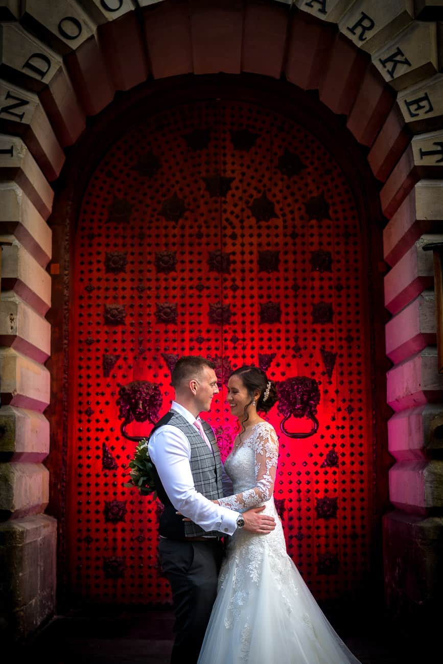 Wedding Photography at Bristol Harbour Hotel