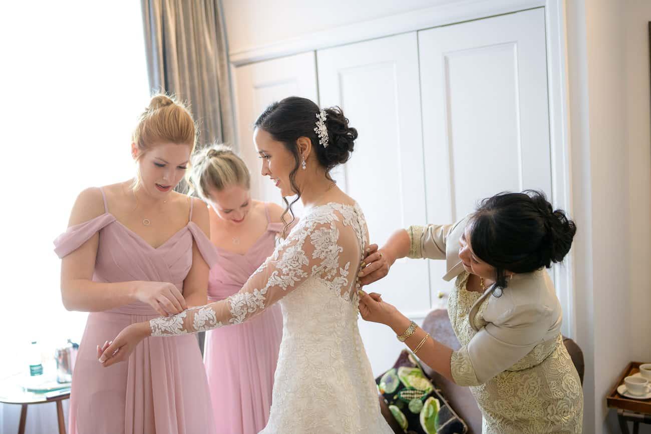 Wedding Photographers Bristol Harbour Hotel