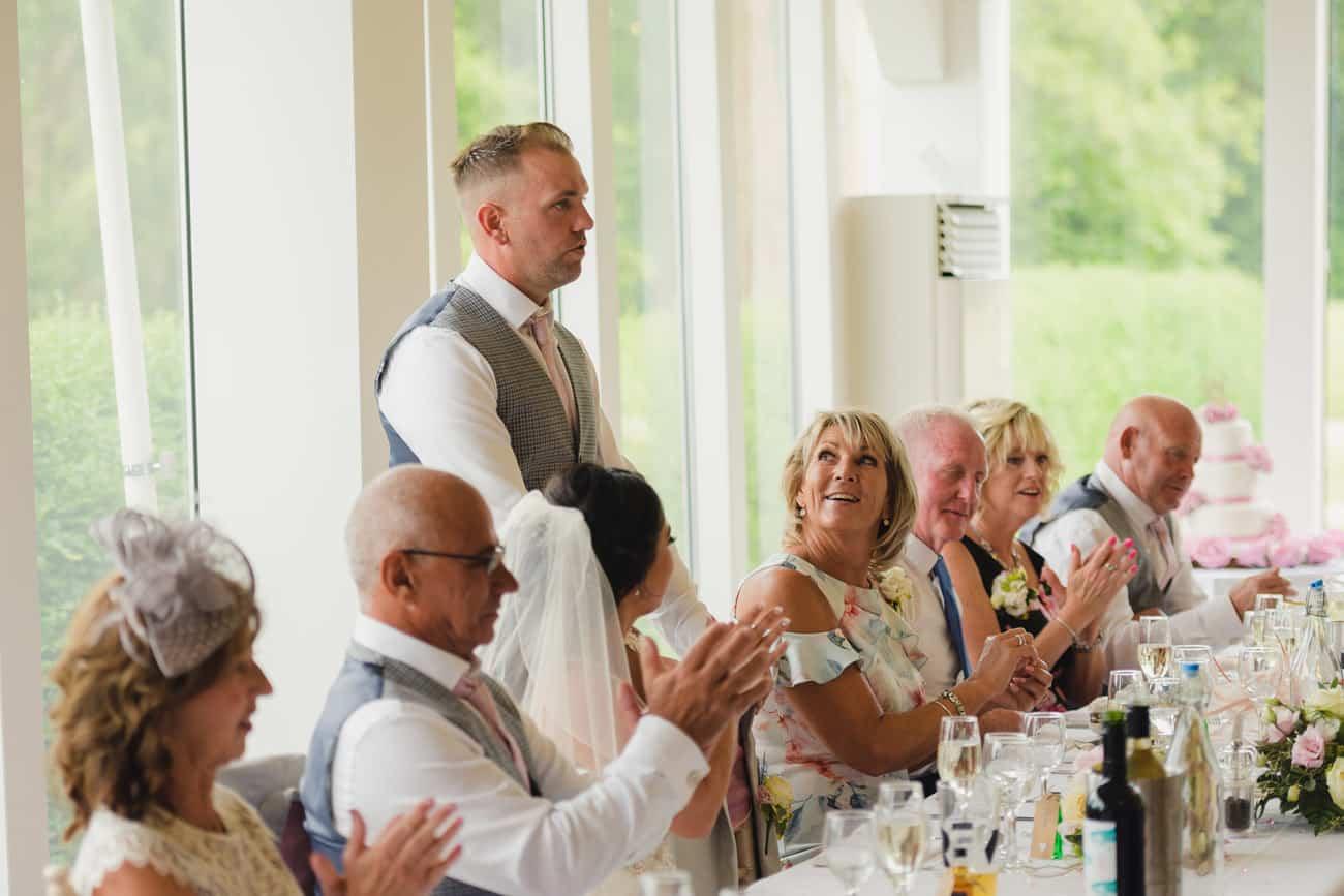 Wedding Photographer Bristol at Eastwood Park