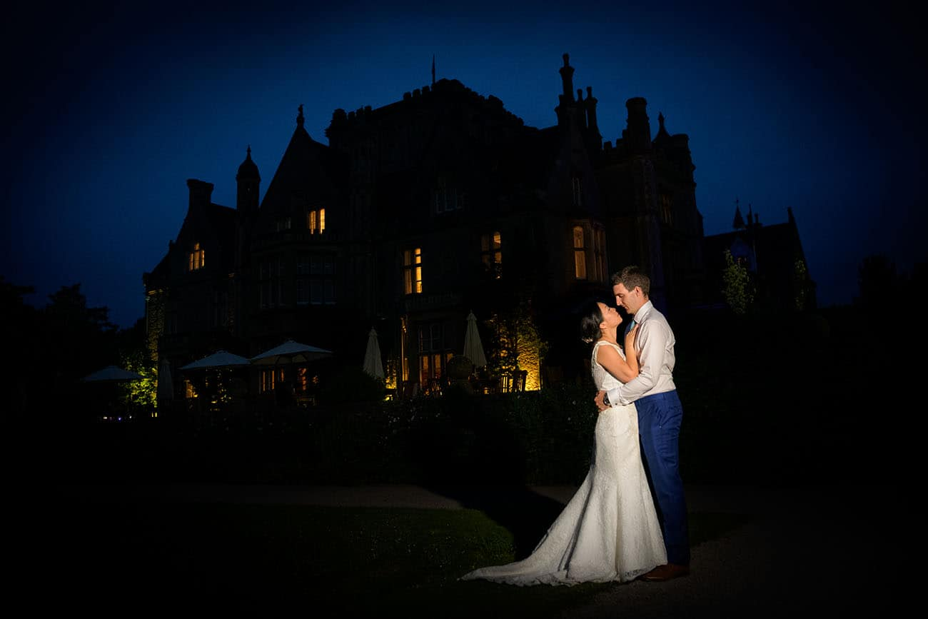 Wedding Photography at De Vere Tortworth Court