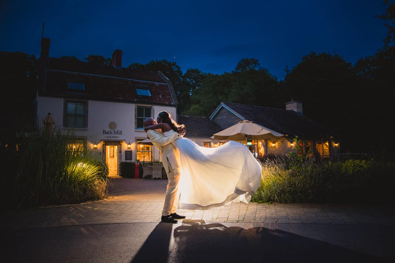 Wedding Photography Bath Mill Lodge