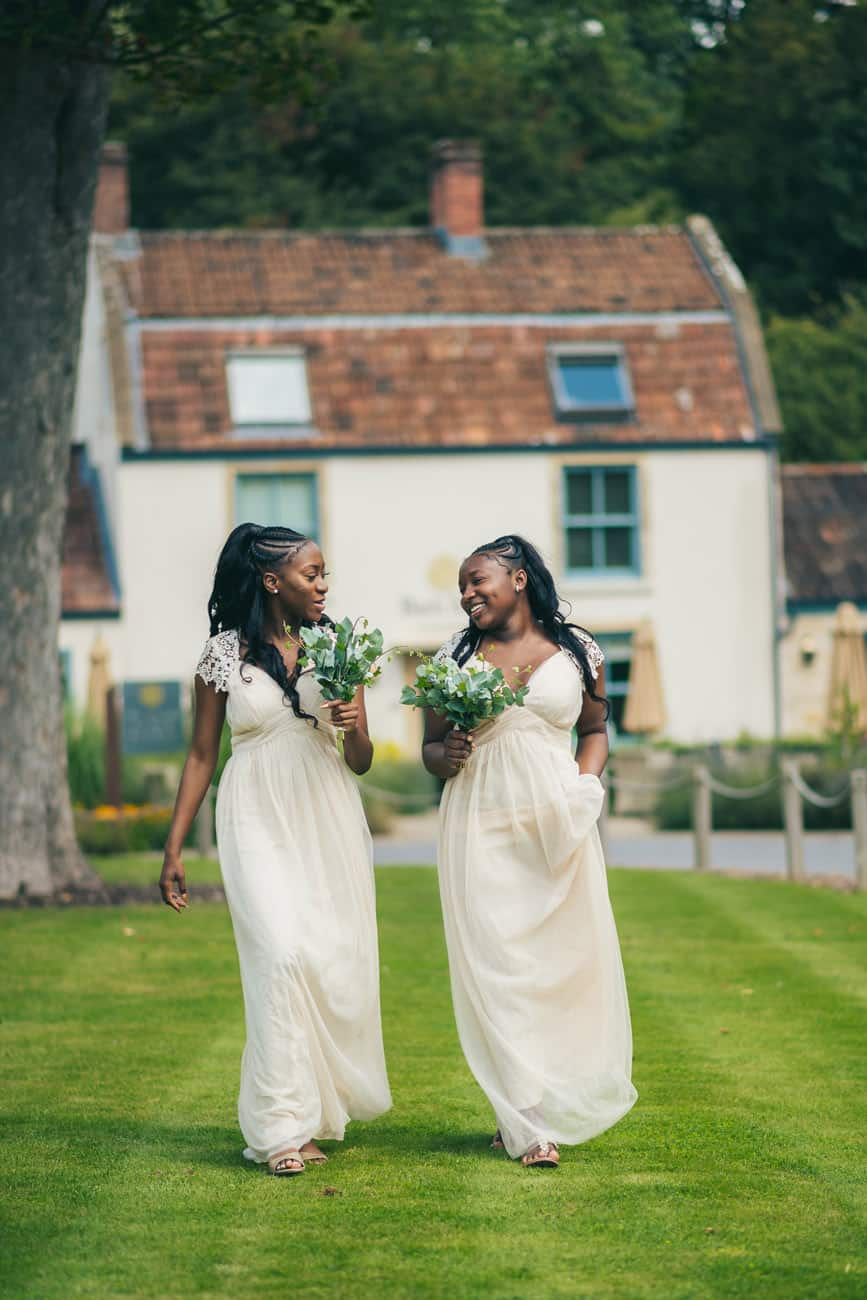 Wedding Photographer Bath Mill Lodge