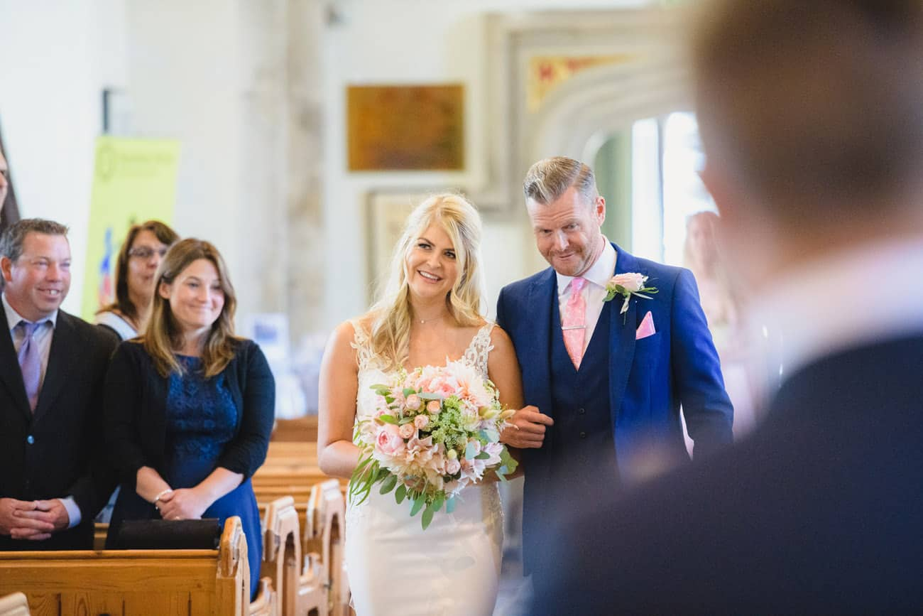 Wedding Photographer St John Baptist Keynsham
