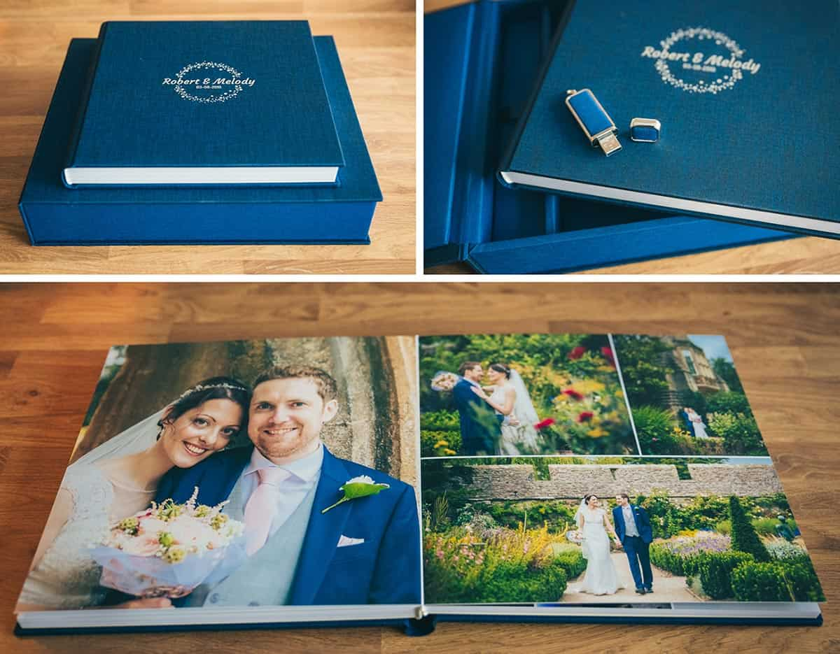 Wedding Album Box Set DUO
