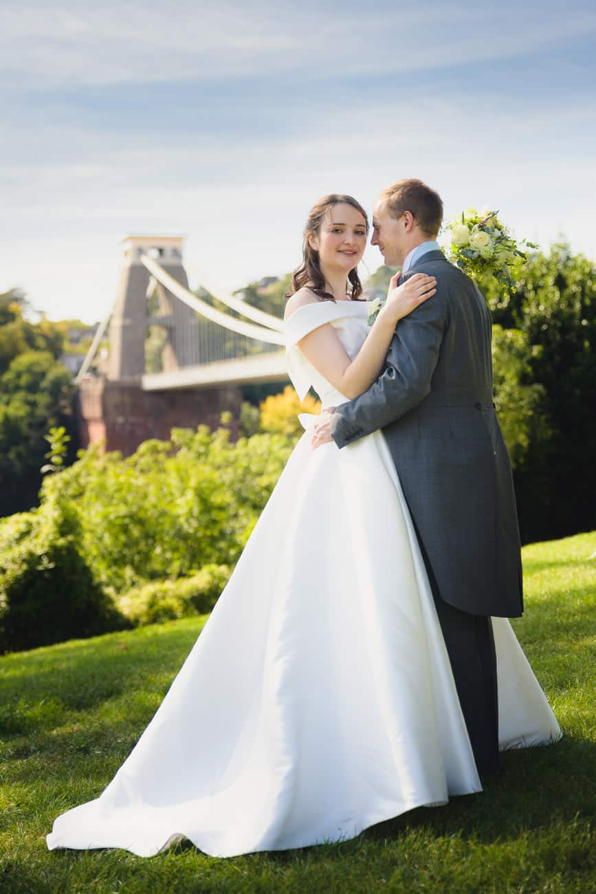 Wedding Photography at Clevedon Hall