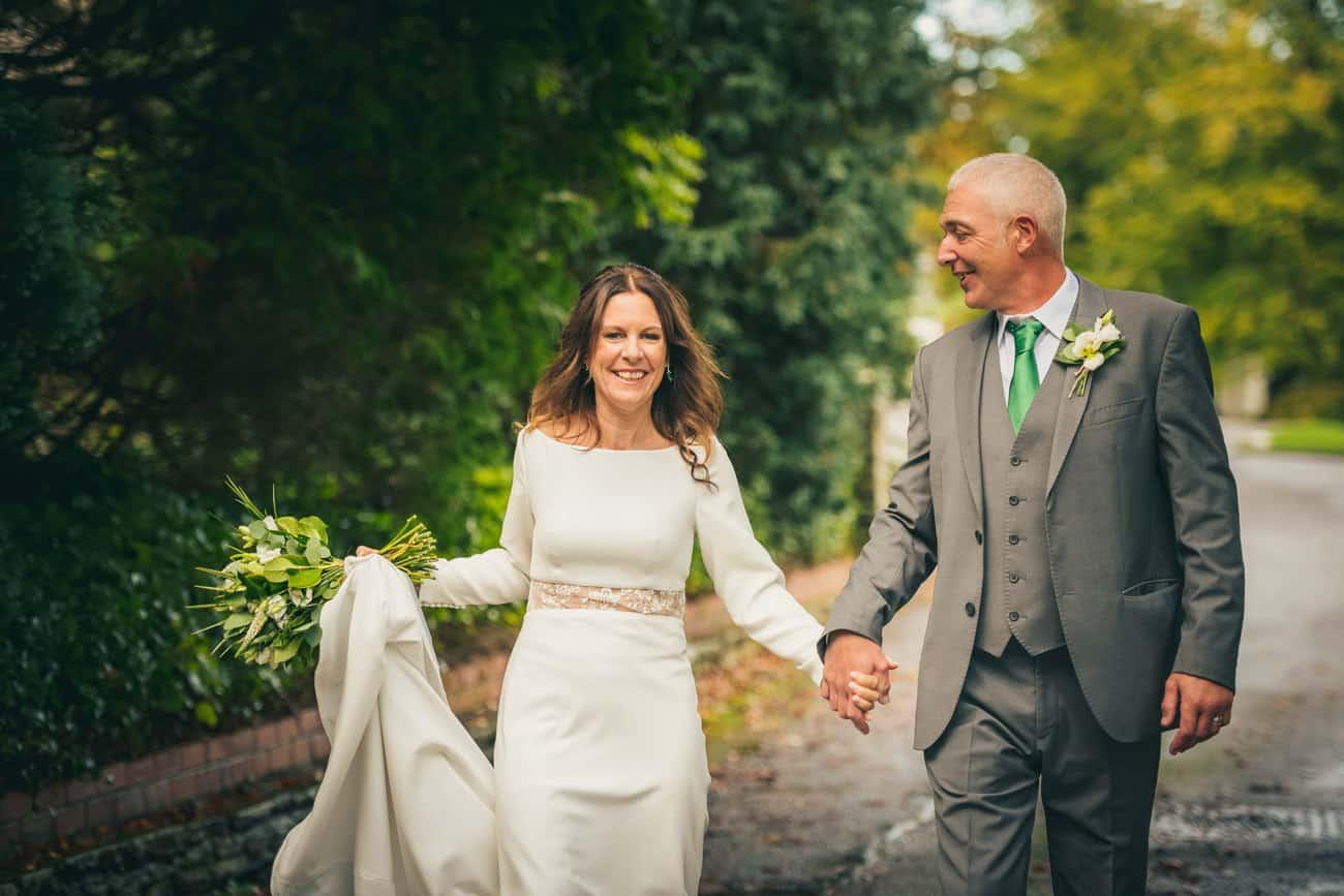 Wedding Photography at the Grange Hotel Winterborne