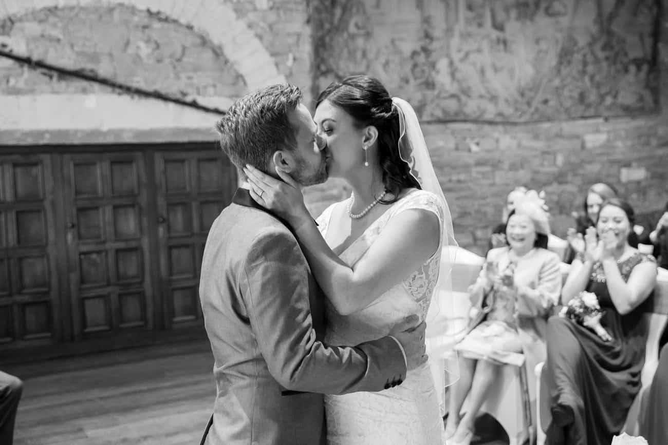 Wedding Photography Thornbury Castle