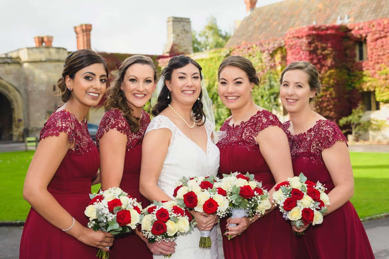 Wedding Photographer Thornbury Castle