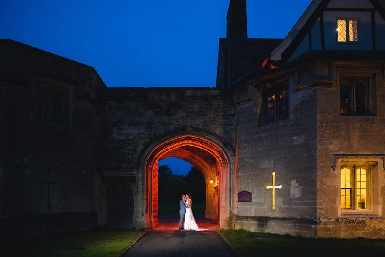 Wedding Photographer at Thornbury Castle