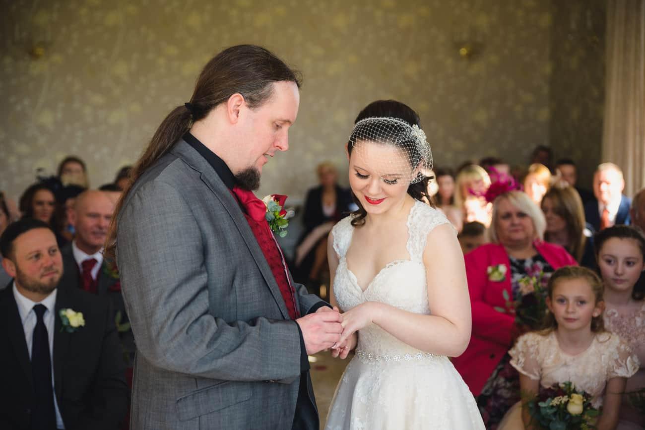 Wedding Photographer Clevedon Hall