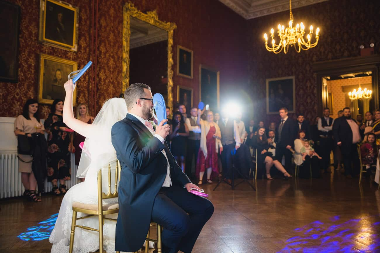 Wedding Photographer at Grittleton House