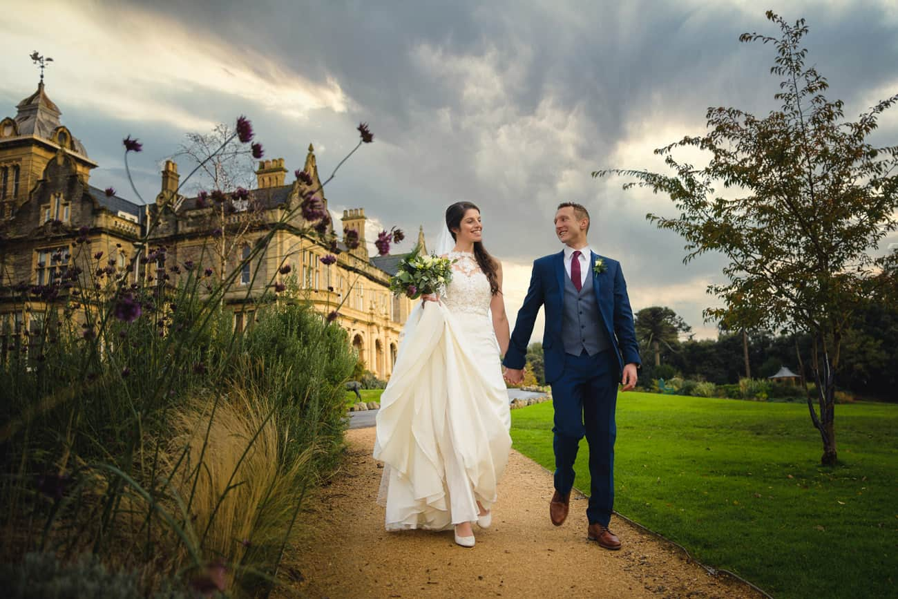Wedding Photographer Clevedon Hall