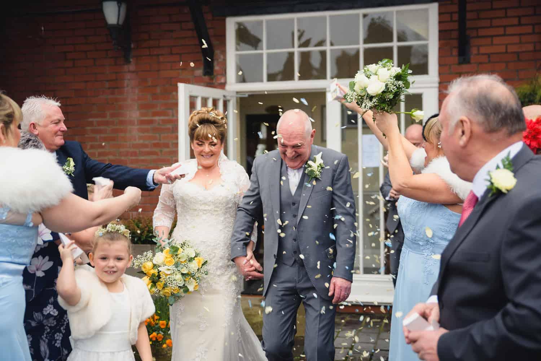 Wedding Photographer Berwick Lodge