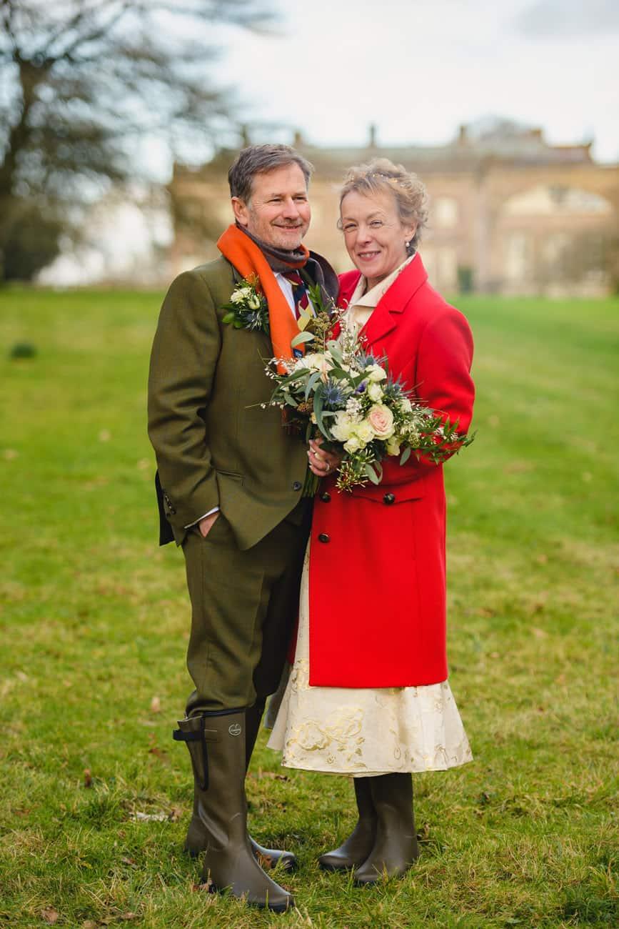 Wedding Photography at Stourhead